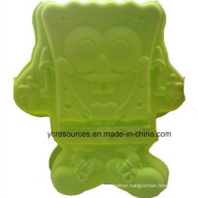 Cute Cartoon Design, Silicone Mould (HA36017)
